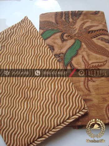 Kain Panjang Batik Motif Padi Sagedeng Bahan Batik Karawang kain batik bahan kombinasi motif galaran thebatik co id
