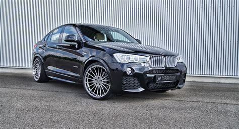 Bmw X4 Tieferlegen by Hamann Tests The X4 Waters
