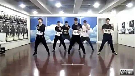 exo dance practice exo k mama full dance practice dvhd youtube