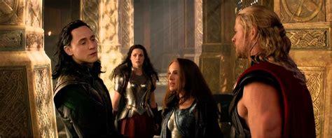 relationships make thor the dark world a fun film even movie trailer thor the dark world official featurette
