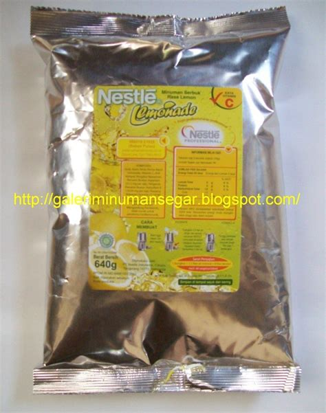 Nestea Teh Tarik nestle lemonade original 640gr beverage products indonesia nestle lemonade original 640gr