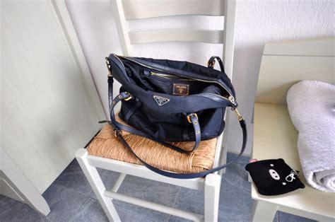 Pradas Handbags Are Creeping Me Out Dude by Ferry To Mykonos Greece