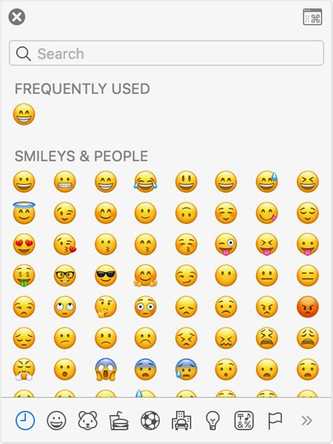 emoji viewer how to type accents emoji and symbols on your mac