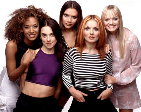 Is Posh Becoming Sporty Spice by Spice Baby Spice Scary Spice Sporty Spice