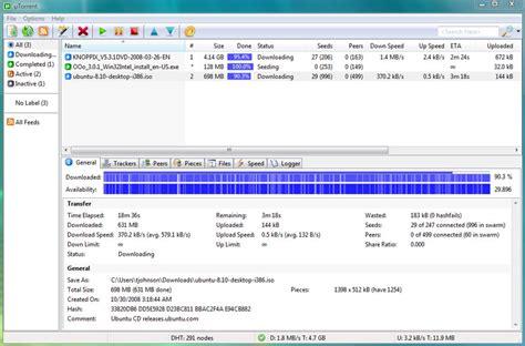 one torrent torrents otra opci 243 n de descargas simultaneas taringa