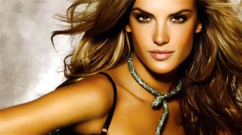 Photos Of Alessandra Ambrosio by Alessandra Ambrosio Wallpaper Hd 158553