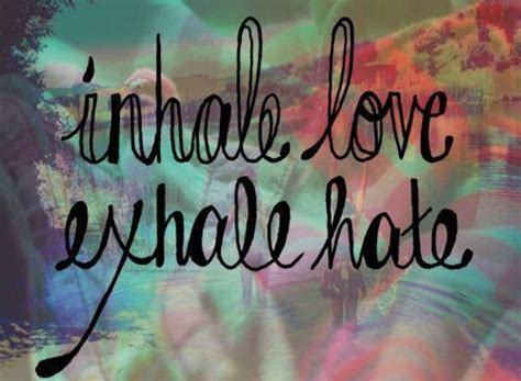 tattoo inhale love exhale hate 3 tips for releasing anger quickly living in the light