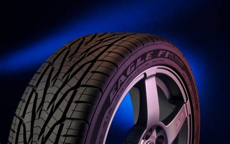 eagle rubber st goodyear eagle f1 all season features motor trend