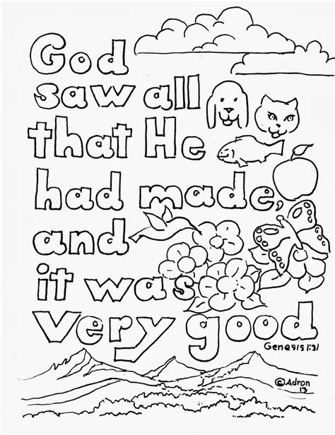 creation coloring pages preschool 128 best images about creation on pinterest kids crafts