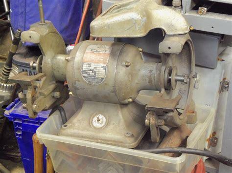 delta bench grinder parts rebuilding a delta bench grinder blue chip machine shop