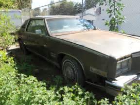 84 Cadillac Biarritz Cadillac 84 Eldorado Biarritz 86 000 4 Or 6 Or 8