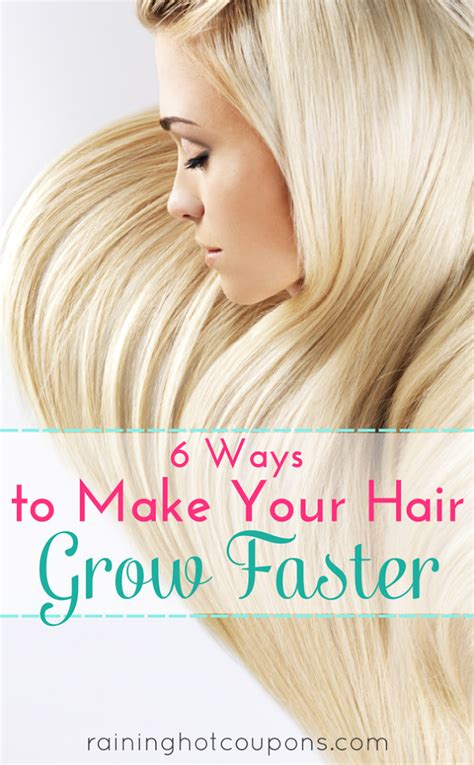 13 ways to make your hair grow barefoot blonde bloglovin 6 ways to make your hair grow faster