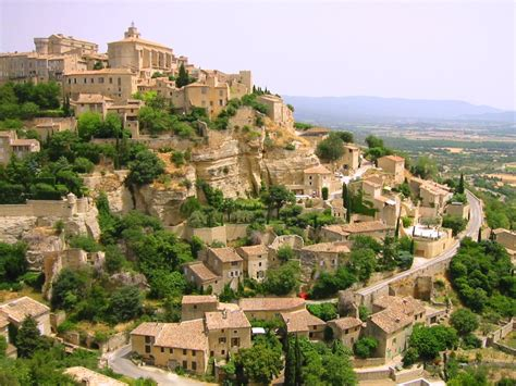province france gordes lub 233 ron region vaucluse the provence at its best