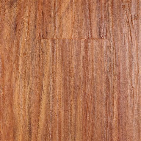 Tranquility Resilient Flooring by Tranquility 5mm Mahogany Click Resilient Vinyl