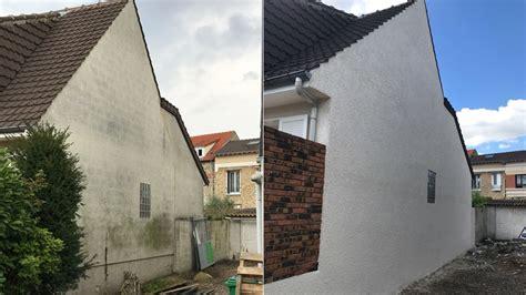 Facade Avant Apres by Fa 231 Ade Maison R 233 Novation De Fa 231 Ade Weber