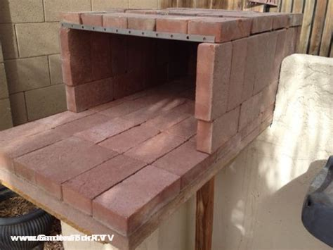 diy clay bricks 11 diy pizza oven tutorials that will change the way you
