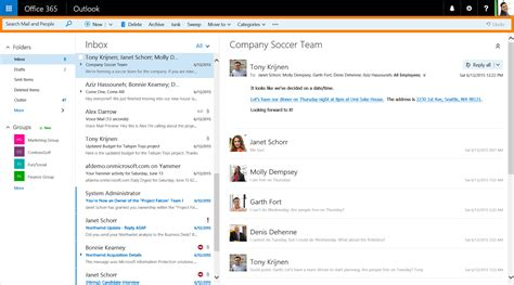 web microsoft microsoft changes outlook web access to outlook on the
