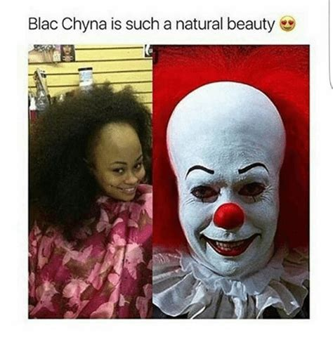 Natural Beauty Meme - blac chyna is such a natural beauty blac chyna meme on me me