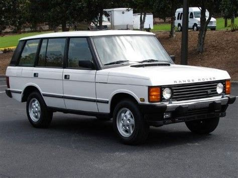 range rovers for sale in alabama buy used landroversforsale presents 1995 land rover range