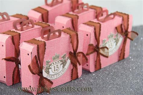 Couture Baby Shower Decor Ideas by Jinky S Crafts Designs Couture Inspired Suitcase