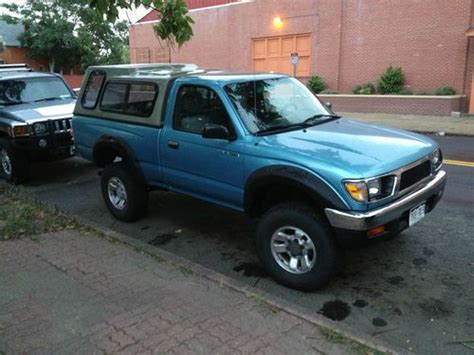 Toyota Tacoma 3 Inch Lift Sell Used Toyota Tacoma 4x4 1995 3 Inch Lift Running