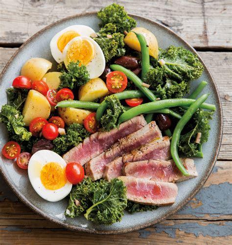 Warm Kale and Tuna Niçoise   Williams Sonoma Taste
