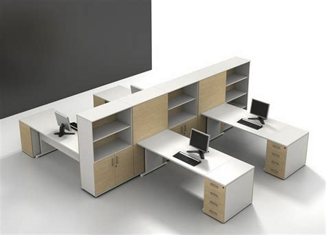modern white office desk office and workspace designs extravagant modern office