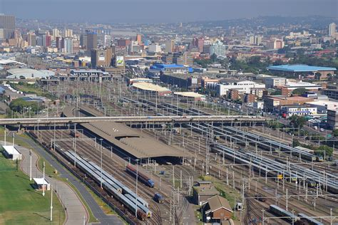 Durban railway station - Wikipedia