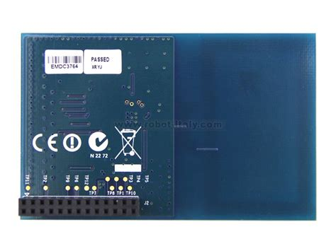 highly integrated analog circuitry to demodulate and decode responses 808413 nfc module for raspberry pi da seeed studio a 48 80 su robot italy