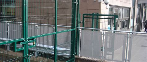 security swing gate manually operated swing gates gates fencing security