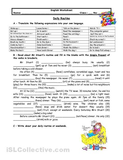 And Worksheets For Adults by 7 Best Images Of Free Printable Esl Worksheets For Adults