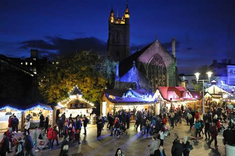 When The Christmas Lights Will Be Switched On Around Wales Lights Cardiff
