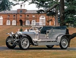 1907 Rolls Royce Rolls Royce Silver Ghost Touring 1907