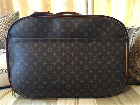 louis vuitton monogram luggage bagcarry  gorgeous