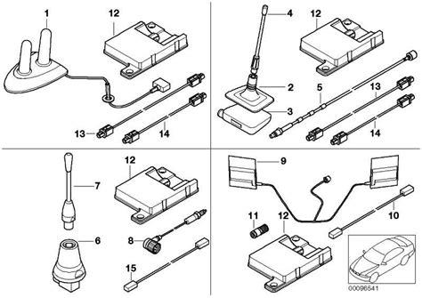 Bmw 1er Cabrio Antenne Abschrauben by Bluetooth Antenne 1er 3er 5er 6er 7er X3 X5 X6 Z4 Mini