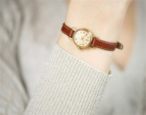 it is s watches and a small on