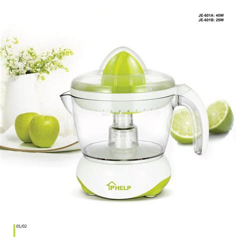 Citrus Juicer 7 0 7l 25w 40w electric citrus juicer with open handle china manufacturer