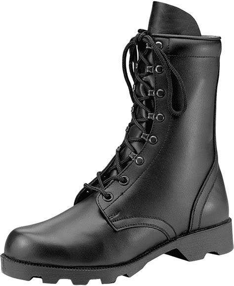 black leather speedlace combat boots ebay