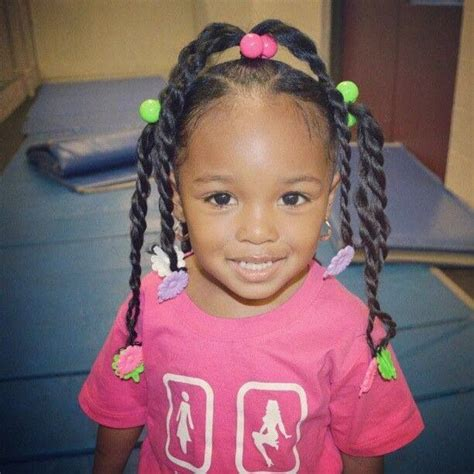 easy hair styles for 2 year old black boy 10 best images about natural kids pig ponytails on
