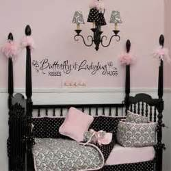 Wall Stickers For Girls Nursery Items Similar To Wall Decal Girls Nursery Butterfly Kisses