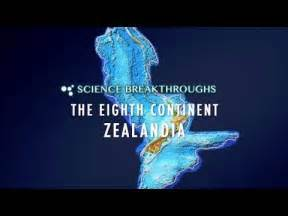 eighth continent zealandia youtube