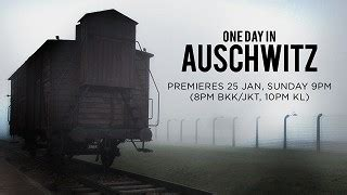 film one day in auschwitz jeden den v osvětimi one day in auschwitz tv film