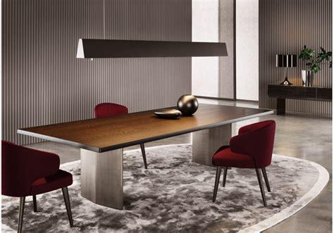 minotti tavoli tavolo rettangolare minotti milia shop