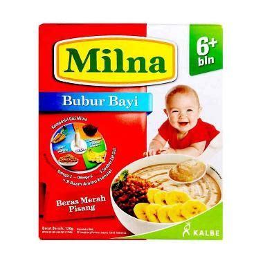 Milna Baby Biscuit Pisang 130 G milna blibli