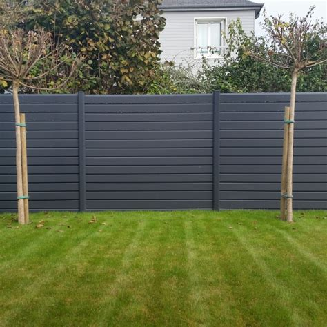 composite fence planks composite fence panels informations laluz nyc home design