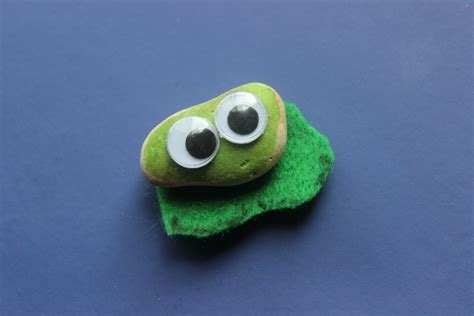 Pet Rock Frog activity make your own pets