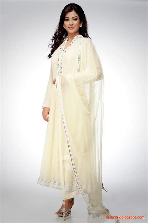 Dress Model New Fashion Impor 4 fashion fok anarkali indian umbrella fancy frocks