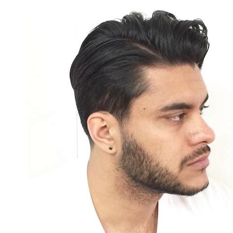 Scissor Cut Men Hair Styles | low scissor fade long on top haircut hairs picture gallery