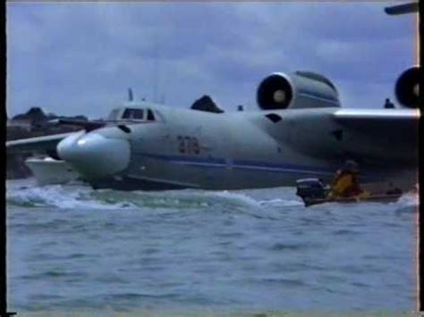 russian flying boat jet hibious aircraft jet youtube
