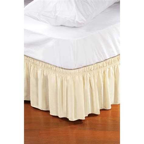 ruffled bed skirts best brown ruffled bed skirt photos 2017 blue maize